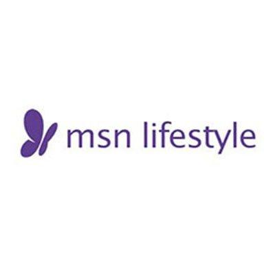 MSN Lifestyle Logo